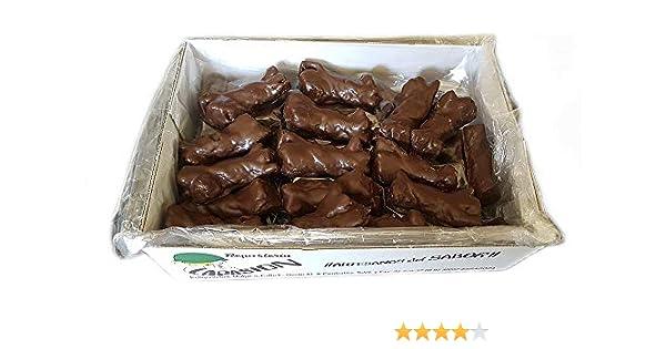 LAPASION - Lazos chocolate 2.5 Kg: Amazon.es: Alimentación y bebidas