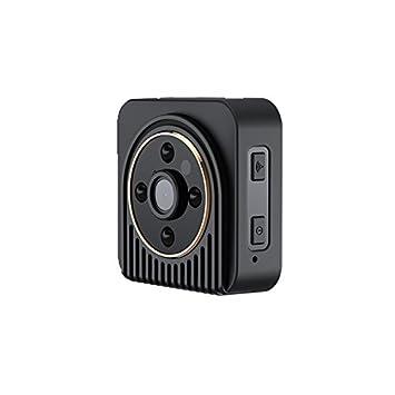 Zantec Mini Cámara Inalámbrica Wifi HD 720P Videocámaras Micro Infrarrojas Cámara de Detección de Movimiento de