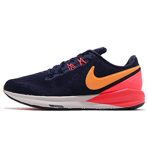 blackened 400 W 22 Nike Femme Zoom Compétition Structure Air Multicolore Running Chaussures Crimson Blue orange Peel De flash PdqSwTq
