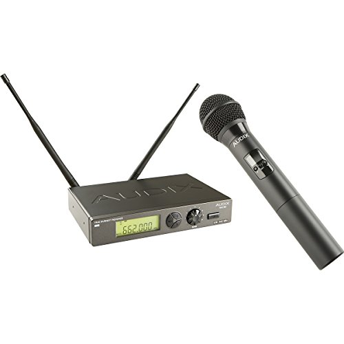 Audix RAD 360 Wireless Microphone system, Black (638-662MHz)