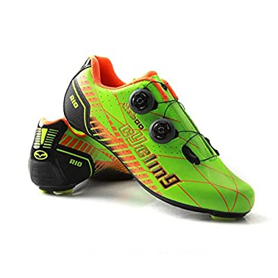 Tiebao Professional Road Bike Cycling Shoes Ultralight Breathable Carbon Fiber Non-Slip Riding Shoes | Water Shoes