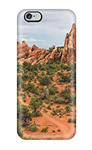 New Arrival Arches National Park Usa Digital For Iphone 6 Plus Case Cover