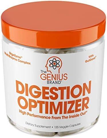 Genius Digestive Digestion Bromelain Prebiotics product image