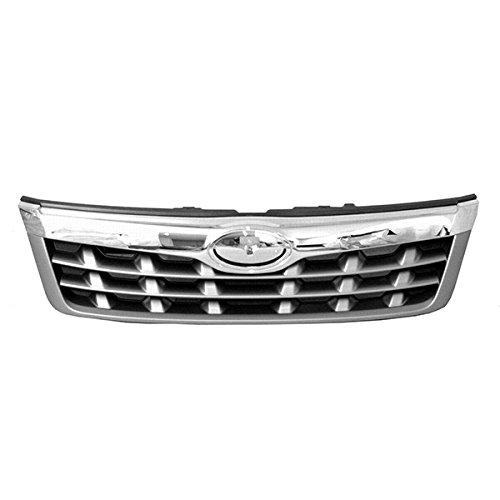 Chrome Front Grille Assembly for 2011-2013 Subaru Forester SU1200149