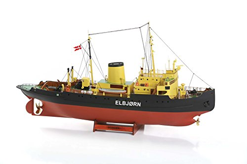 (Billing Boats Elbjorn Icebreaker - Model Ship Kit)