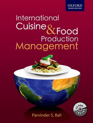 Buy international cuisine and food production management book online buy international cuisine and food production management book online at low prices in india international cuisine and food production management reviews forumfinder Choice Image