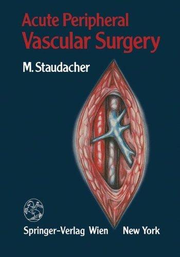 (Acute Peripheral Vascular Surgery)