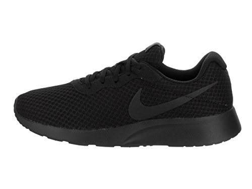 Textile Cushioning Breathable and Uppers Sneakers NIKE Tanjun Black Men's Comfortable Lightweight Anthracite w1fZx17Iq