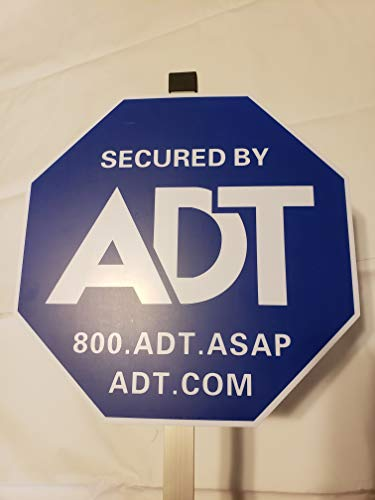 ADT Signs New Stake and Stickers by ADT Security (Image #1)