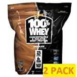 Cytosport 100% Whey Protein Chocolate 6lb 2 Pack (2)