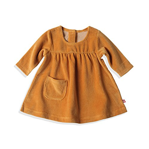 Velour Dress Tights - 2
