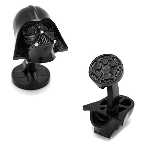 3D Darth Vader Cufflinks by Star Wars