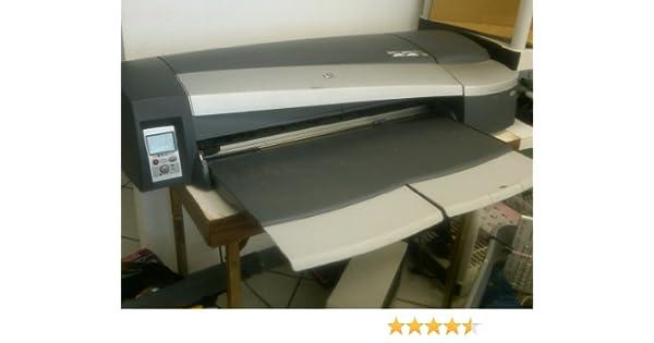 HP Impresora HP Designjet 130 - Impresora de gran formato (1.7 ppm, 2400 x 1200 DPI, Negro, Cian, magenta, Amarillo, Cian claro, Magenta ligera, A1 (594 x 841 mm), Papel común, Transparencias,