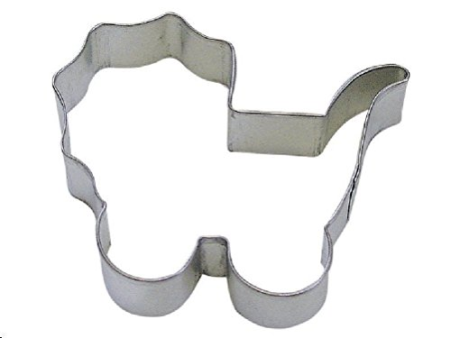 Baby Carriage Cookie Cutter 4