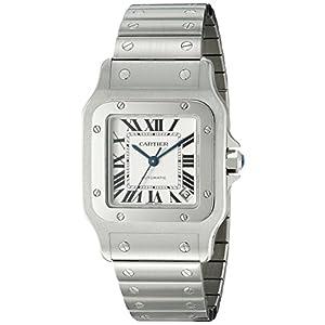 Cartier W20098D6 - Reloj (Reloj de Pulsera, Masculino, Acero, Acero Inoxidable, Acero Inoxidable, Acero Inoxidable) 10