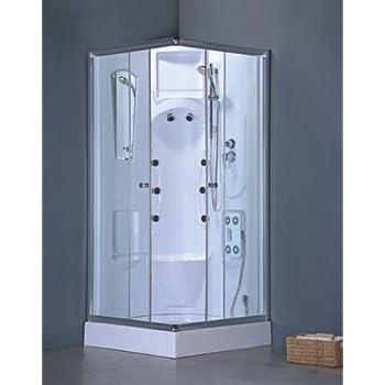 Heirloom Complete Shower Room (Tray/Tub, Walls, Sliding Doors ...