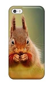 Excellent Design Squirrel Case Cover For Iphone 5/5s