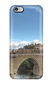 New Style Tpu 6 Plus Protective Case Cover/ Iphone Case - Bridge Between The Castle And Fortress