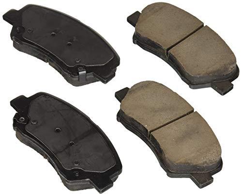 Centric Brake Pad Set - Centric (105.15430) Posi Quiet Brake Pad, Ceramic