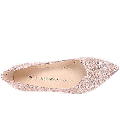 Kaiser Corte Vestido Tiles Elektra De Tan De Peter Zapatos Pink Mujer Para fn66TYdq