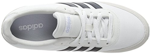 Adidas Vrouwen V Racer 2.0 Loopschoenen Wit (rose Cr Y St Al Wit / Carbon / Aero Blauw 0)