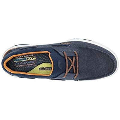 Skechers Men's Oxford   Shoes