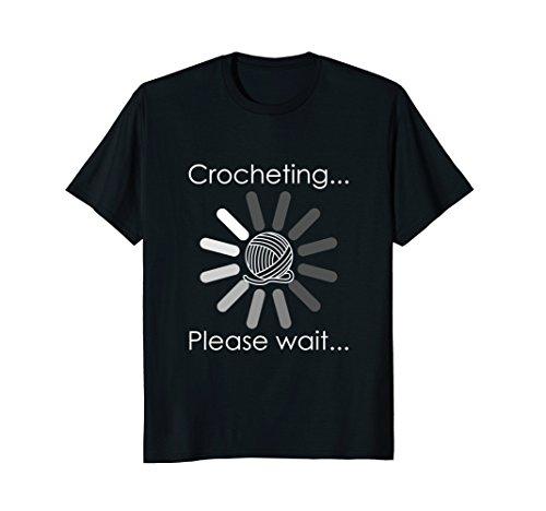 c446cf5311 Crochet funny shirts the best Amazon price in SaveMoney.es