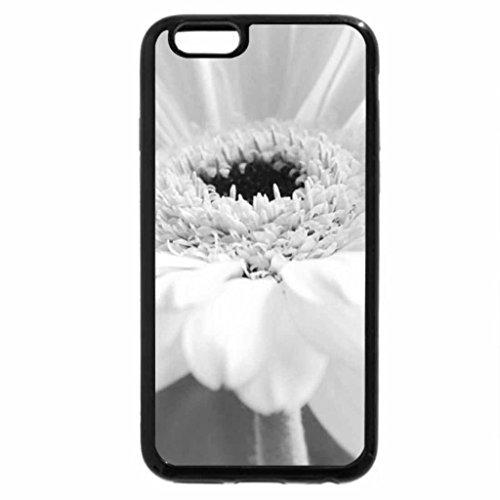iPhone 6S Plus Case, iPhone 6 Plus Case (Black & White) - Melting Hearts