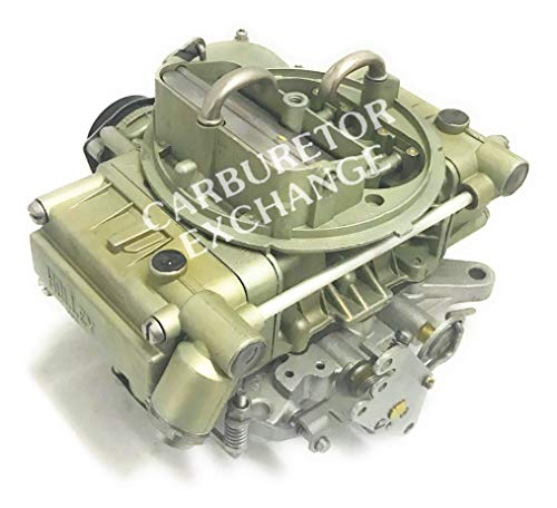 - OMC & Volvo Penta 4 Barrel Remanufactured Holley 4160 Marine Carburetor 5.8L ~ 351 Engine