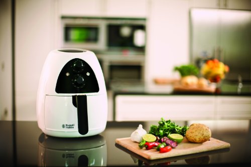 Russell Hobbs Purify Health Fryer with Timer 20810, 2 L - White