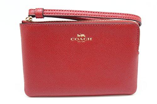 Coach Red Handbag - 9