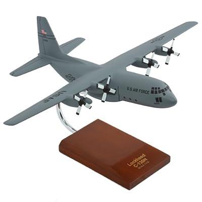 C-130H Hercules (Gray) - 1/100 scale model