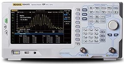 Rigol DSA815-TG-EMI Spectrum Analyzer, 9kHz to 1.5GHz