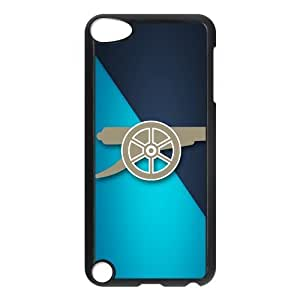 Arsenal Football Club Ipod Touch 5th Case Hard Plastic Arsenal FC Soccer Football Ipod Cover HD Image Snap ON