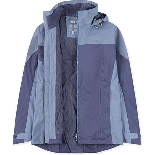 Musto-Womens-Canter-Lite-BR1-Yacht-Sailing-and-Boating-Coat-Jacket-Crown-Blue-Easy-Stretch-Waterproof-Sprayproof