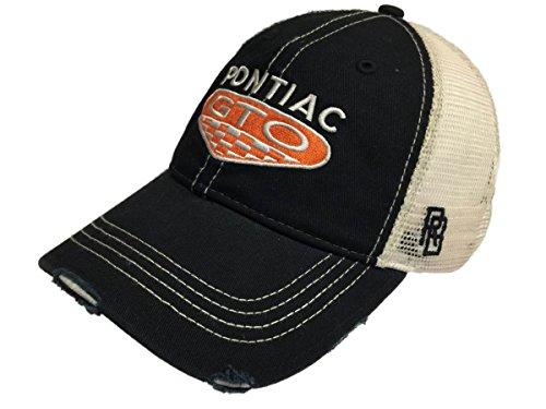 pontiac-gto-retro-brand-vintage-mesh-adjustable-snapback-car-trucker-hat-cap