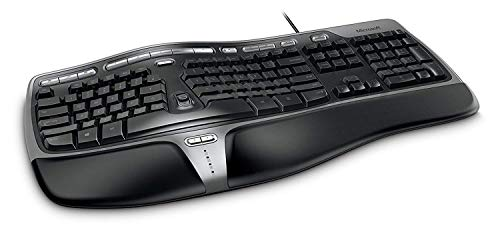 Microsoft Natural Ergonomic Keyboard 4000 for Business - Wired (for ()