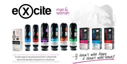 EXCITE Limpiador desinfectante de accesorios íntimos y copa menstrual. Antibacteriano y antiséptico con Aceite de Árbol… 14