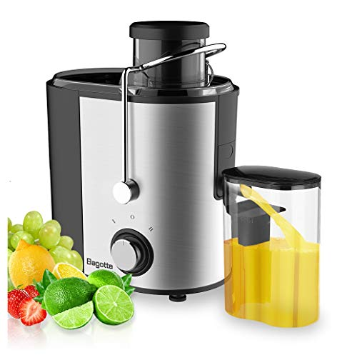 Lookvv 600W Juice Extractor Stainless Steel Centrifugal Juice Maker Machine
