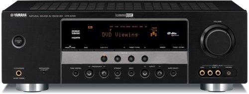 Yamaha HTR-6130BL 500 Watt 5.1-Channel Home Theater Receiver