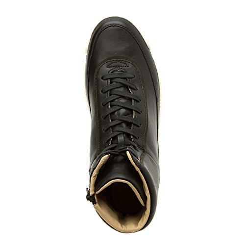 Lacoste Femme Explorateur Veau 316 2 Caw Dk Gry Fashion Sneaker Noir