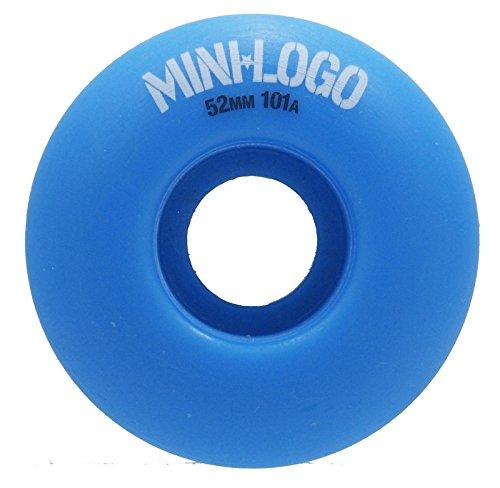 ブランチ望遠鏡咲くミニロゴ (MINILOGO) C-CUT 52mm 101A スケートボード ウィール スケボー