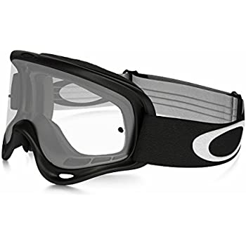 Amazon.com: Oakley O-Frame MX Goggles Black / Clear: Automotive