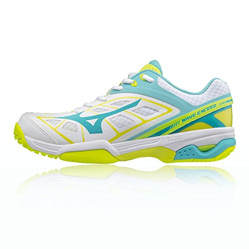 Zapatilla All Mizuno Tenis De Women's Wave 42 Exceed Court gxqSax
