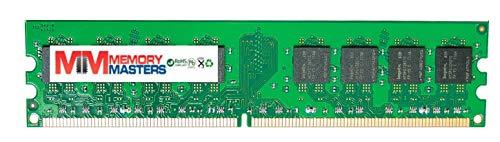 MemoryMasters 1GB DDR2 400MHz PC2-3200 240-pin Memory RAM DIMM for Desktop ()