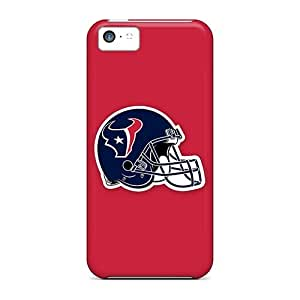 New Style GAwilliam Hard Case Cover For Iphone 5c- Houston Texans 2