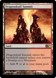 Magic: the Gathering - Dragonskull Summit - Magic 2011