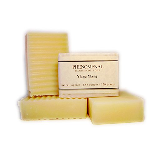 Ylang Ylang Coconut Bar Soap - 9