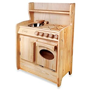 Treehaus Wood Play Kitchen