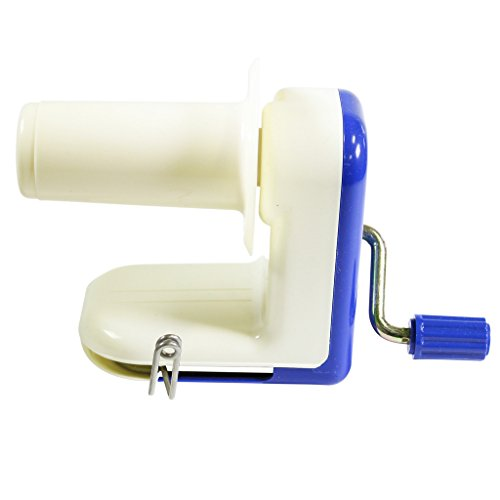 Hand Operated Yarn Wool Fiber Winder Roller by CurtzyTM by Curtzy